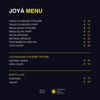 JOYA_menu